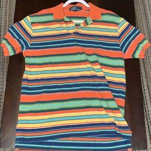 Vintage crazy color polo Ralph Lauren polo